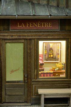 La Fenetre by hiroyuki-and-kyoko