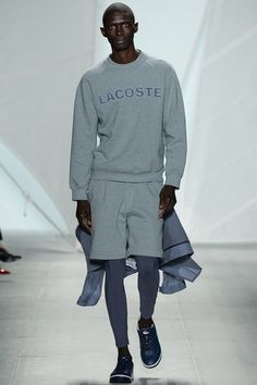 Lacoste Spring-Summer 2015 Men's Collection