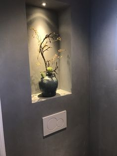 Modern Toilet, Small Living Rooms, Luxury Interior Design, Wall Lights, New Homes, Lighting, Alcove, Nissan, Bathrooms