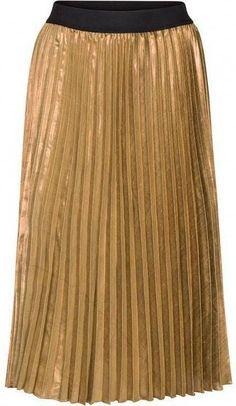 SisterS Point Rok - Plisse Skirt Rose Gold online kopen