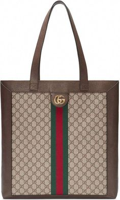 ab29f2206400 Gucci Ophidia soft GG Supreme large tote - want 😍😍  Louisvuittonhandbags