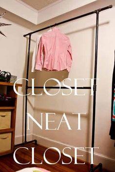1000 Images About Pvc Clothes Rack On Pinterest Clothes Racks Pvc Pipes A