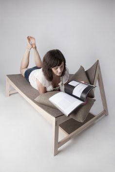 tamas bozsik: experimental seating furniture