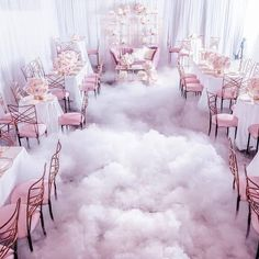 The wedding is the most romantic and warmest event. The wedding scene should also be decorated with beautiful decorations. Wedding decorations with flowers are the best choice for most brides and grooms. How to decorate Read more… Wedding Chairs, Wedding Table, Wedding Ceremony, Wedding Church, Party Wedding, Wedding Ideas, Wedding Bride, Wedding Venues, Princess Wedding