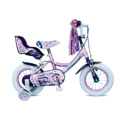 "Children's Bikes - 12"" Concept Princess Girls Single Speed Bicycle - £77.99"