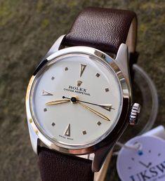 Rolex Vintage, Vintage Watches, Rolex Submariner No Date, Rolex Datejust, Gents Watches, Stylish Watches, Rolex Watches For Sale, Luxury Watches, Second Hand Rolex