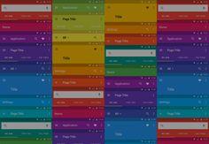 Making Android Toolbar responsive