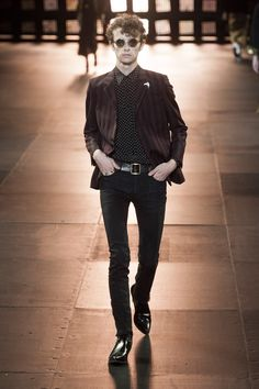 Saint Laurent MEN | Paris | Verão 2015 RTW