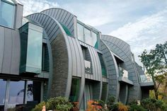 curved zinc roof - Google Search