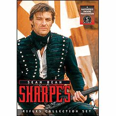 Sharpe s Set Rifles DVD Review Buy Now