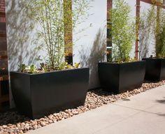 QCP Precast Concrete Planters, Planters, Outdoor Planters, Garden