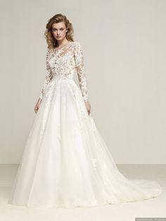 Pronovias 2018: a nova coleção de vestidos de noiva #casamentos #casamentospt #wedding #casamento #dress #weddingdress #lovely #amazing #cute #fashion