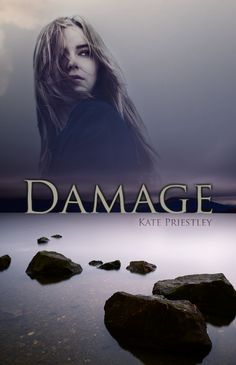 This is the cover for DAMAGE