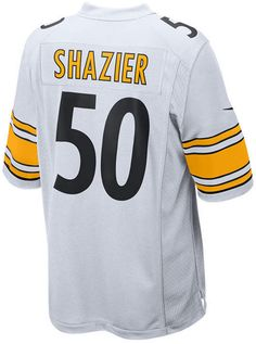 Nike Men s Ryan Shazier Pittsburgh Steelers Game Jersey Pittsburgh Steelers  Game 9bc286311