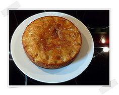 Birnen-Polenta-Kuchen III: runde Form, 20 cm Polenta, Form, Nom Nom, Pancakes, Pie, Breakfast, Desserts, Pears, Small Cake