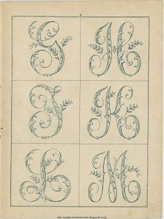 Free Historic Old Pattern Books