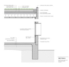 Gallery of 30 Plans, Sections and Details for Sustainable Projects - 77