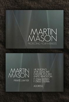 Business Card for lawyer Martin Mason. GET YOUR MOBILE WEBSITES DEVELOPED BY US. STAY AHEAD OF YOUR COMPETITORS. http://www.itop-seo.com support@itop-seo.com