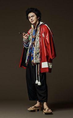 Résultats de recherche d'images pour « High & Low: The Story of S. Mens Fashion Wear, Japanese Boy, Selfie Poses, Manga, High Low, How To Look Better, Street Wear, Actors, Modeling Poses