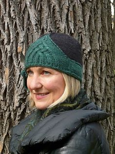 Alice Cap pattern by Julie Turjoman Pattern Library, Knitted Hats, Knitwear, Free Pattern, Projects To Try, Alice, Winter Hats, Sewing, Knitting