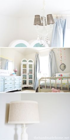 big gal room | the handmade home