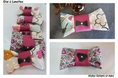 Cadeau cousu main Formation Couture, Sunglasses Case, Sewing Lessons, Sewing, Gift