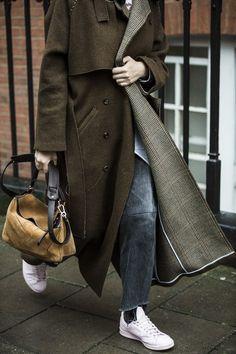 La meilleure Street Style Inspiration & Plus de détails qui font la diffé