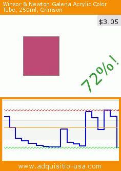 Winsor & Newton Galeria Acrylic Color Tube, 250ml, Crimson (Misc.). Drop 72%! Current price $3.05, the previous price was $10.97. https://www.adquisitio-usa.com/winsor-newton/galeria-acrylic-color-22