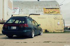 My Subaru Liberty Wagon aspirations.