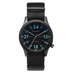 Electric Watch FW01 Nato - Orange / Black