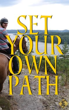 Set your own path by off-the-path.com