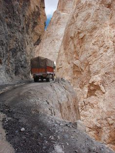 Kinnaur, India. Think we'll pass on this one.