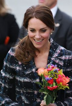 Prince William and Catherine Duchess of Cambridge visit Manchester                                                                                                                                                                                 More
