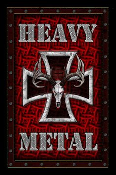 Heavy Metal by blackalben.deviantart.com on @deviantART
