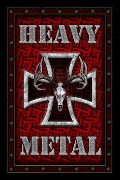 Metalborder Heavy Metal by blackalben - Metal Art Heavy Metal Rock, Heavy Metal Music, Heavy Metal Bands, Heavy Metal Tattoo, Rock Logos, Metallica, Metal Band Logos, Tenacious D, Rock Y Metal