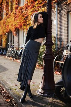 d12a8d929c6 The most perfect pleated skirt you will find is in stores right now.