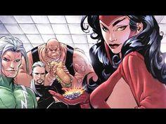 The Comic Book Geek: Top 10 Super Villain Team-Ups