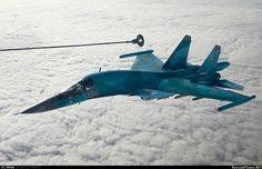 Su 34 refueling
