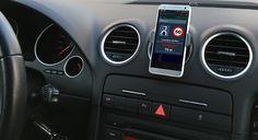 fixxo Universal KFZ-Handyhalter im Auto