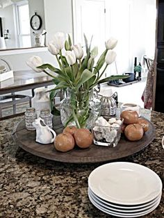 lazy susan for the table