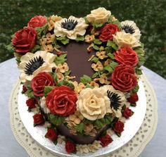 Fabulous Flower Cakes