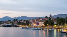 Cavtat a picturesque small townin the south Dalmatia, Croatia, 20 km SE from Dubrovnik.
