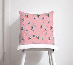 Pink cushions Pink throw pillow Girls nursery cushion Kids | Etsy Pink Throws, Pink Throw Pillows, Sofa Pillows, Girl Nursery, Girls Bedroom, Bedroom Decor, Bath Decor, Nursery Decor, Bedroom Ideas