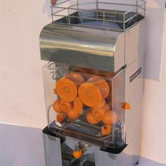 Commercial AutomaticOrangeJuicer Machine