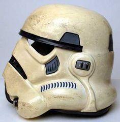 Original stormtrooper helmet