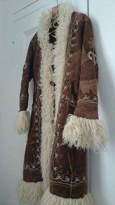 70's hippie chic mantel