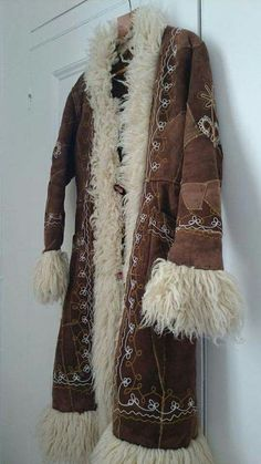 Afgan coats