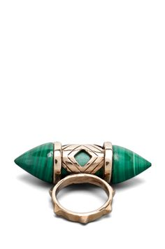 This is quite the statement ring!