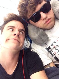 Connor franta & jc caylen