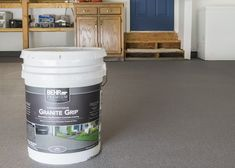 Behr Granite Grip with Finished Floor